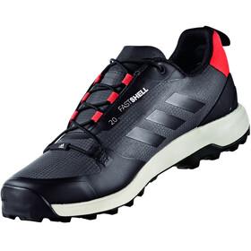 adidas TERREX Fastshell Low Shoes Men utility blackcore black/energy
